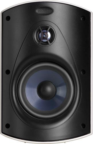 Polk Audio - Atrium6 5-1/4 Outdoor Speakers (Pair) - White