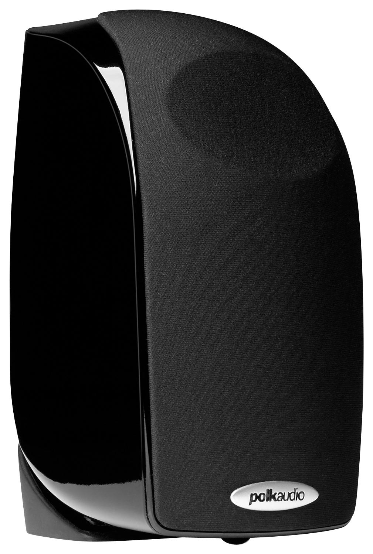 "Polk Audio - Blackstone TL Series 3-1/4"" Compact Speaker (Each) - Black"