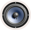 "Polk Audio - RC80i 8"" In-Ceiling Speakers (Pair) - White"