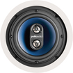 "Polk Audio - RC6s 6-1/2"" In-Ceiling Speaker (Each) - White"