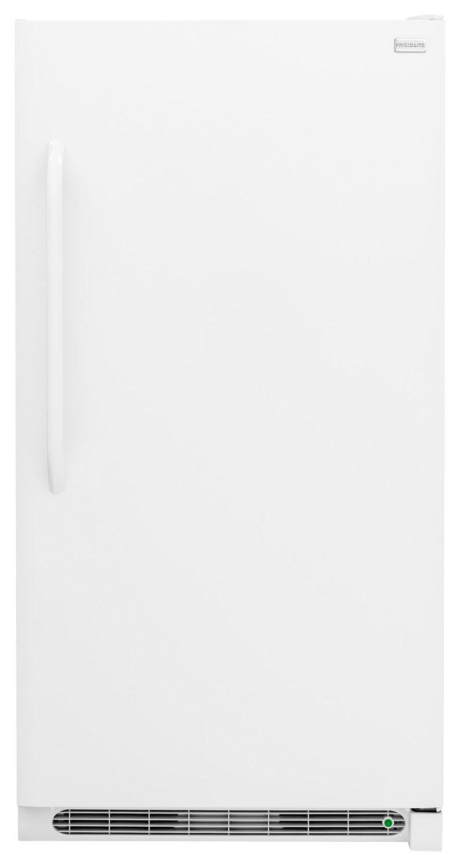 Frigidaire - 20.5 Cu. Ft. Frost-Free Upright Freezer - White