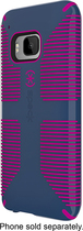Speck - Candyshell Grip Case for HTC One (M9) Cell Phones - Blue/Pink