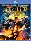 3 Musketeers [blu-ray] 4001798