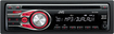 JVC - CD - Car Stereo Receiver