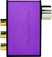NuForce - Icon uDAC-2 USB Audio Receiver and Digital-to-Analog Converter - Violet