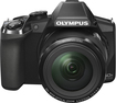 Olympus - Stylus SP-100 16.0-Megapixel Digital Camera - Black