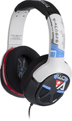 Turtle Beach - Titanfall Ear Force Atlas Official Gaming Headset for Xbox One, Xbox 360 and Windows - White/Black