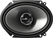 "Pioneer - 6"" x 8"" 2-Way Speakers with IMPP Composite Cones (Pair)"