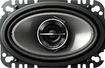 "Pioneer - 4"" x 6"" 2-Way Car Speakers with IMPP Composite Cones (Pair)"