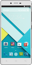 Blu - Studio Energy 4G with 8GB Memory Cell Phone (Unlocked) - White