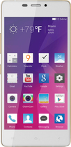 Blu - Vivo Air 4G with 16GB Memory Cell Phone (Unlocked) - White