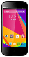 Blu - Life Play Mini 4G with 4GB Memory Cell Phone (Unlocked) - Gray