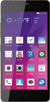 Blu - Vivo Air 4G with 16GB Memory Cell Phone (Unlocked) - Black