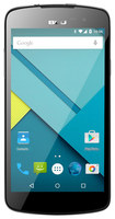 Blu - Studio X 4G with 8GB Memory Cell Phone (Unlocked) - Black