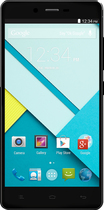 Blu - Studio Energy 4G with 8GB Memory Cell Phone (Unlocked) - Black