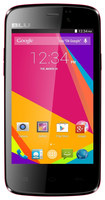 Blu - Life Play Mini 4G with 4GB Memory Cell Phone (Unlocked) - Pink