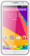 Blu - Studio 5.5k with 4GB Memory Cell Phone (Unlocked) - White