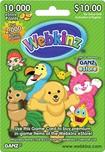 Webkinz - $10 eStore Gift Card - Multi