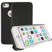 RevJams - FlipBack Smart Case/Cover with Stand for iPhone 5/5S - Black