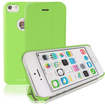 RevJams - FlipBack Smart Case/Cover with Stand for iPhone 5/5S - Green