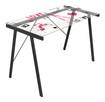 LumiSource - Love in Paris Office Desk - Pink/Black