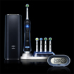 Oral-B - Pro 7000 SmartSeries Rechargeable Bluetooth Toothbrush - Black/White