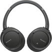 Sony - Over-the-Ear Stereo Headphones - Black