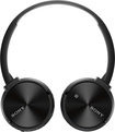 Sony - Bluetooth On-Ear Stereo Headphones - Black