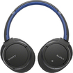 Sony - Over-the-Ear Stereo Headphones - Blue