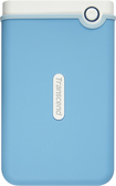 Transcend - StoreJet M3B 1TB External USB 3.0 Serial ATA Portable Hard Drive - Blue