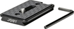 Joby - Pro Series UltraPlate Quick-Release Plate - Black