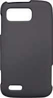 Rocketfish - Snap-On Soft-Touch Case for Motorola ATRIX 2 Mobile Phones - Black