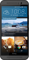 Sprint - HTC One (M9) with 32GB Memory Cell Phone - Gunmetal Gray (Sprint)
