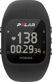 Polar - A300 Activity Tracker - Black