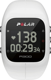 Polar - A300 Activity Tracker with Heart Rate Monitor - White
