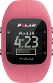 Polar - A300 Activity Tracker with Heart Rate Monitor - Pink