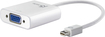 j5 create - Mini DisplayPort-to-VGA Adapter - White