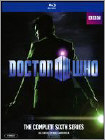 Doctor Who: The Complete Sixth Series (4 Disc) (Blu-ray Disc)