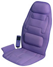 Comfort Products Inc. - Heated Massage Seat Cushion - Lavender