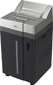 Royal Sovereign - Auto Feed 100-Sheet Crosscut Shredder - Silver/Black