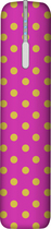 PNY - PowerPack T2600 USB Rechargeable External Battery - Pink/Gold