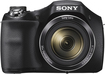 Sony - DSC-H300 20.1-Megapixel Digital Camera - Black