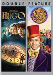 Hugo/willy Wonka [2 Discs] (dvd) 4077061