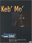 Keb' Mo': Sessions at West 54th - Recorded Live in New York (DVD) 1997