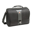 "SwissGear - Legacy Single Gusset 17"" Notebook Computer Case - Gray"
