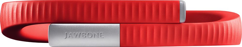 Jawbone - Up24 Wristband (Medium) - Red