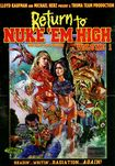 Return To Nuke 'em High Volume 1 (dvd) 4083001