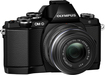 Olympus - OM-D E-M10 Compact System Camera with 14-42mm Lens - Black
