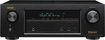 Denon - In-Command 1225W 7.2-Ch. 4K Ultra HD and 3D Pass-Through A/V Home Theater Receiver - Black