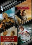 Epic Adventures Collection: 4 Film Favorites [4 Discs] (dvd) 4097047